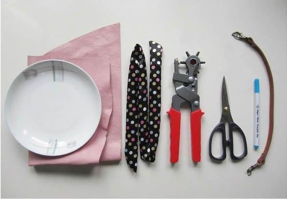 bolso facil- materiales