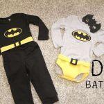 Disfraz de BATMAN para niño