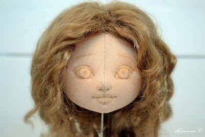 pintar cara muñecas 3