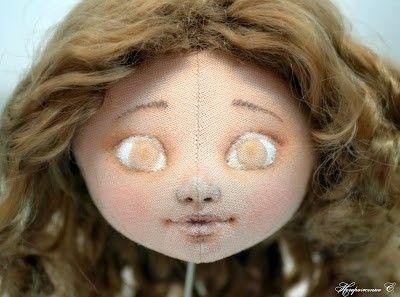 pintar cara muñecas 7
