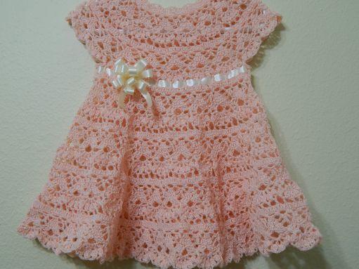 Vestido para Bebe y cualquier talla
