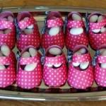 Zapatos para baby shower