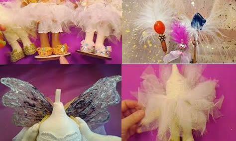 cositas y utilidades para las muñecas hadas