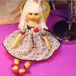 Muñeca con carita soft