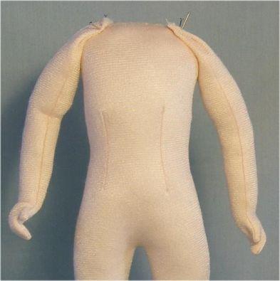 muñeca maniqui 21