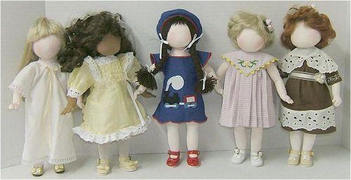 muñeca maniqui
