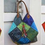 Tutorial bolso patchwork