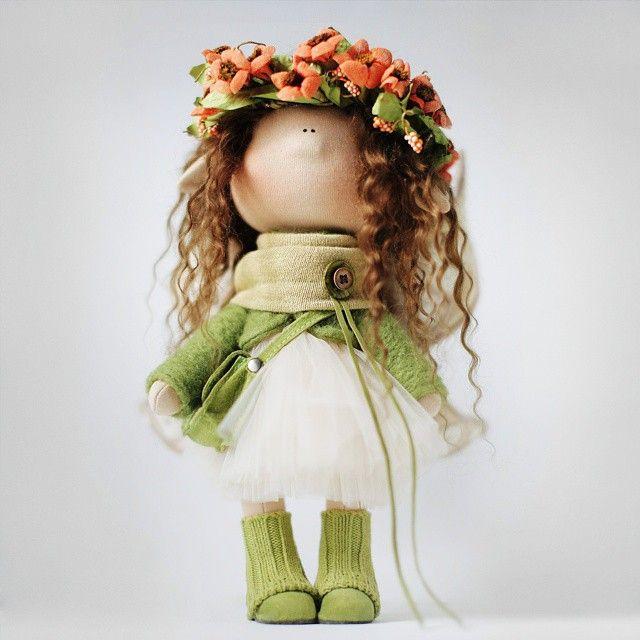 Patrón muñeca rusa - Patrones gratis