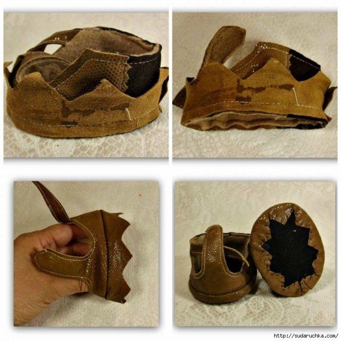 zapatos para muñecas 2