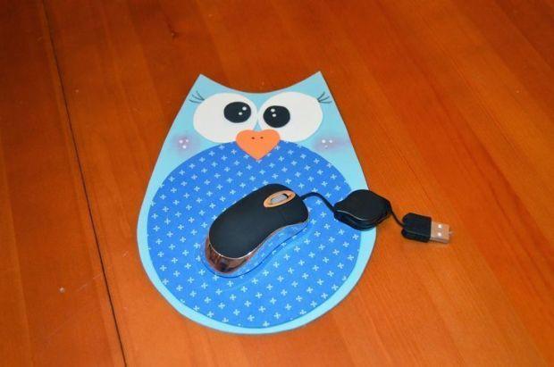 alfombrilla para el mouse-raton en goma eva