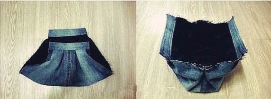 bolso vaquero con un pantalon 4