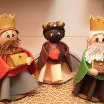 Fofuchos reyes magos