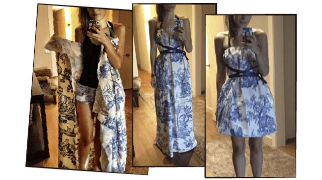 proceso vestido mas facil del mundo