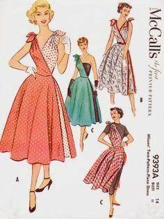 vestido fiesta vintage