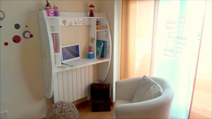 escritorio de pared 2