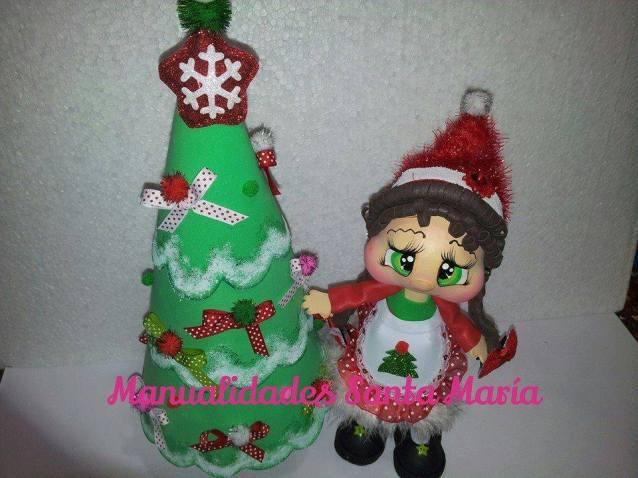 Manualidades-Santa5