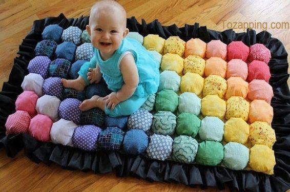 tapete de juegos para bebes