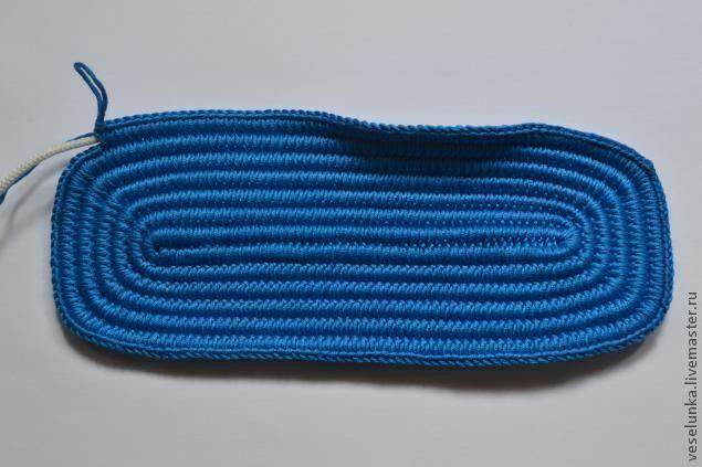 Base Resistente Para Los Bolsos A Crochet Patrones Gratis