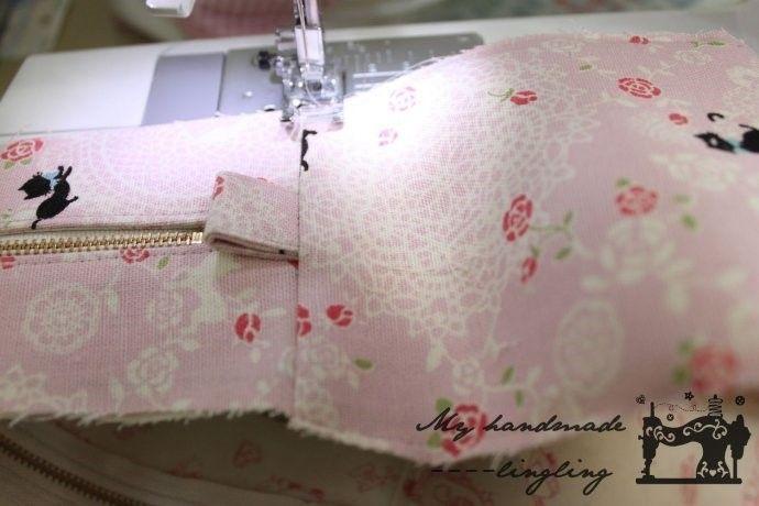 bolso rosa 35