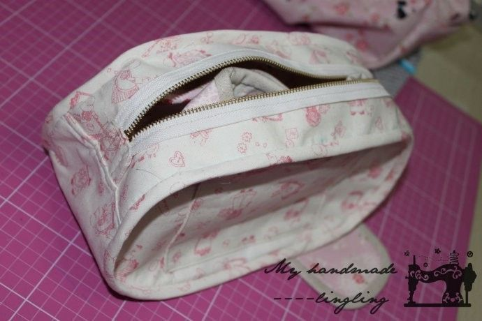 bolso rosa 40