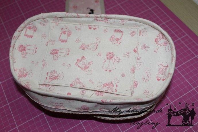 bolso rosa 41