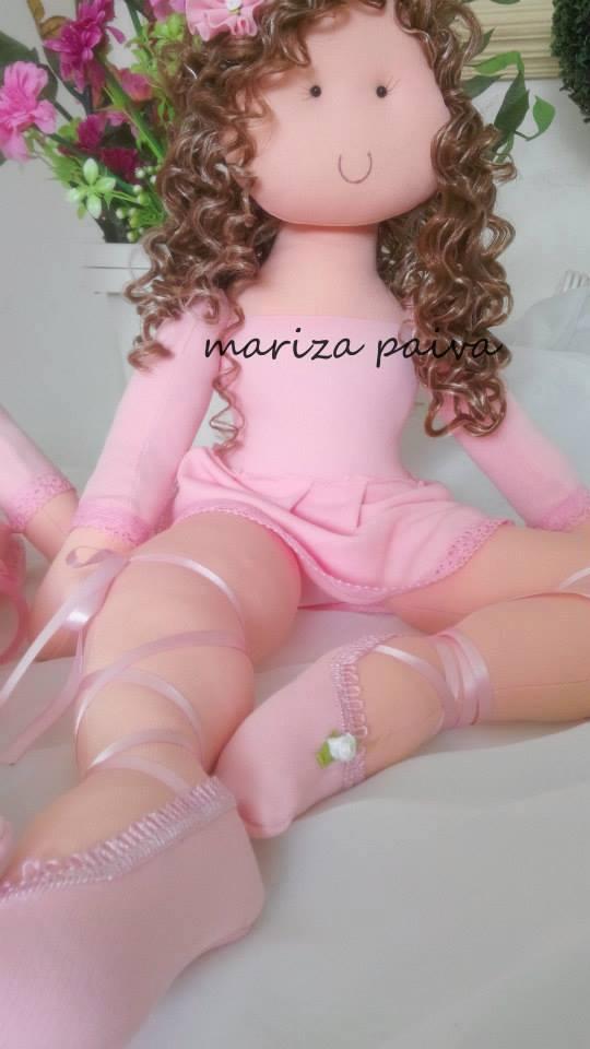 muñeca bailarina 6