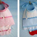 Babero original para bebés