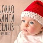 Tutorial Gorro Papá Noel Ganchillo o Crochet