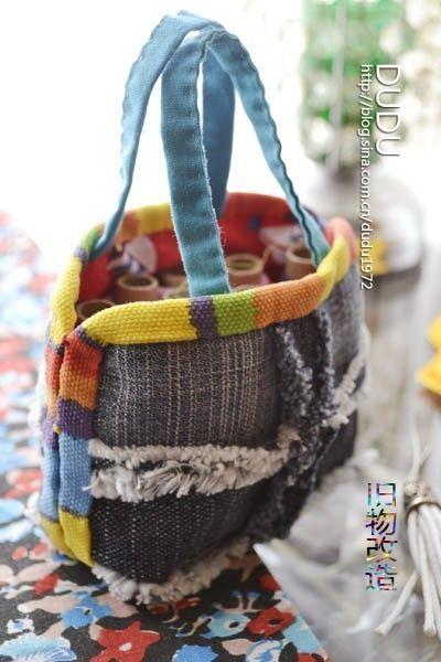 bolsos reciclados 1
