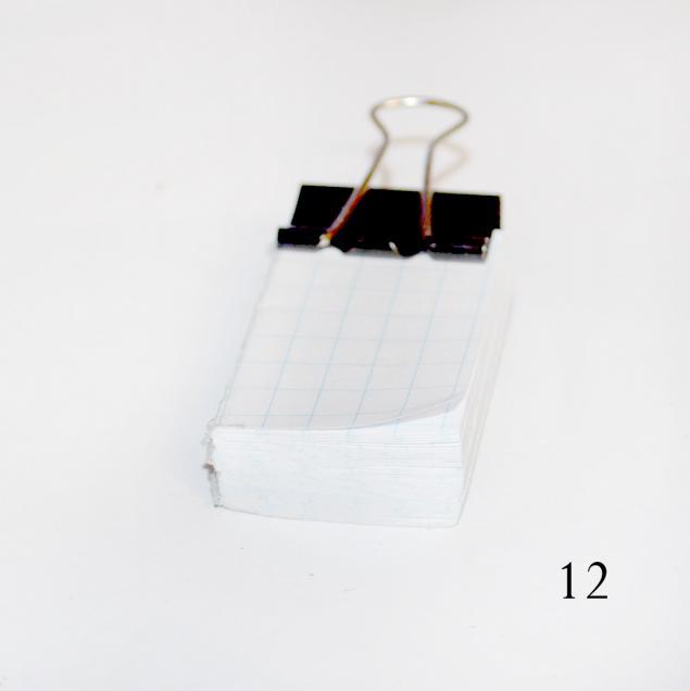 Mini Block colgante 12