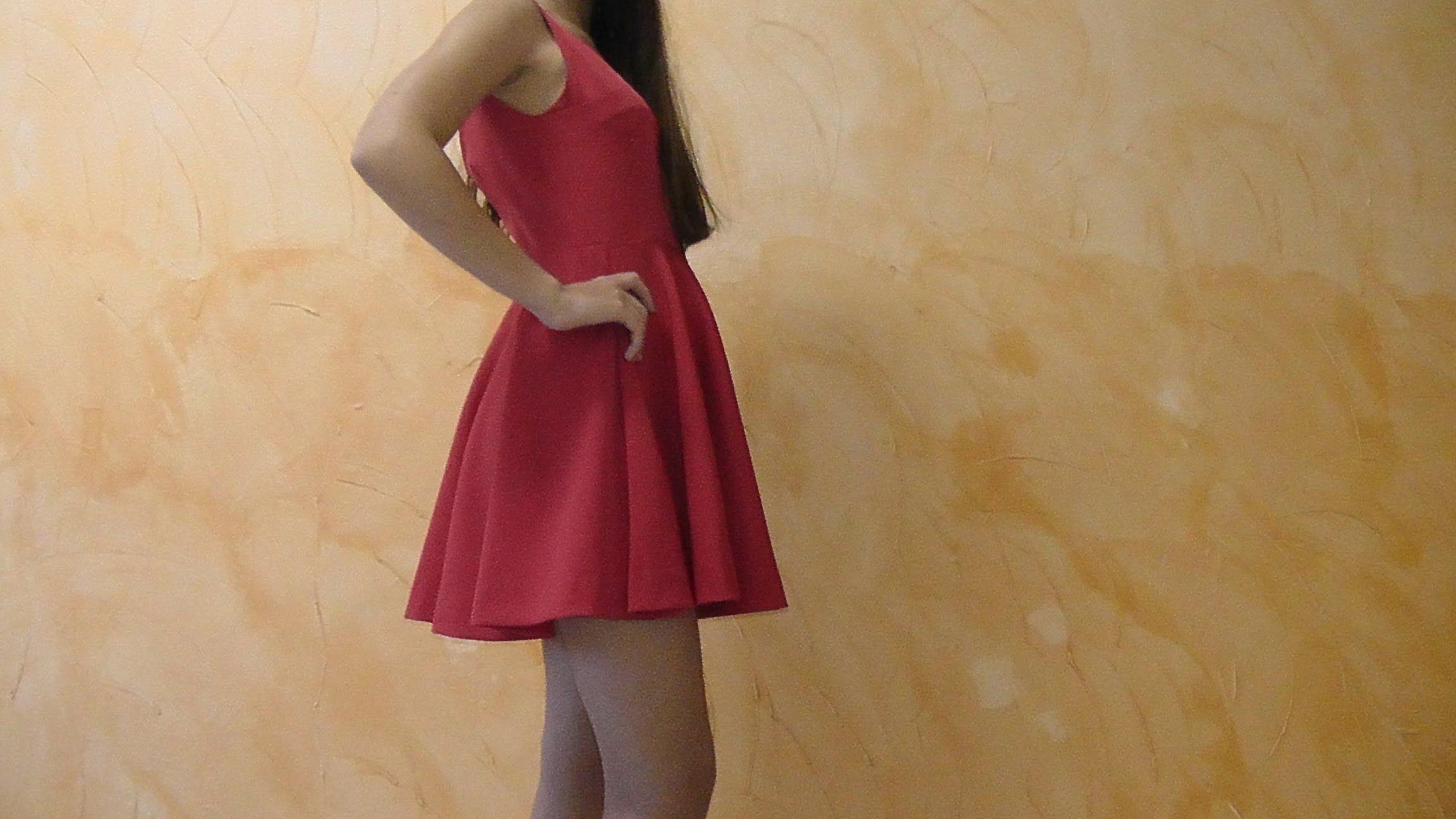 Como hacer vestidos de verano paso a paso