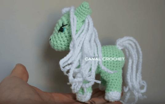 pony amigurumi