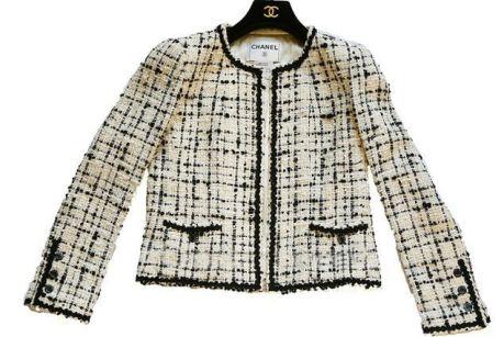 chaqueta estilo chanel