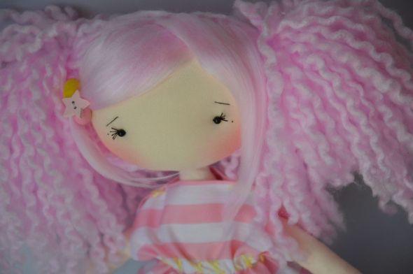 muñeca algodon dulce 2