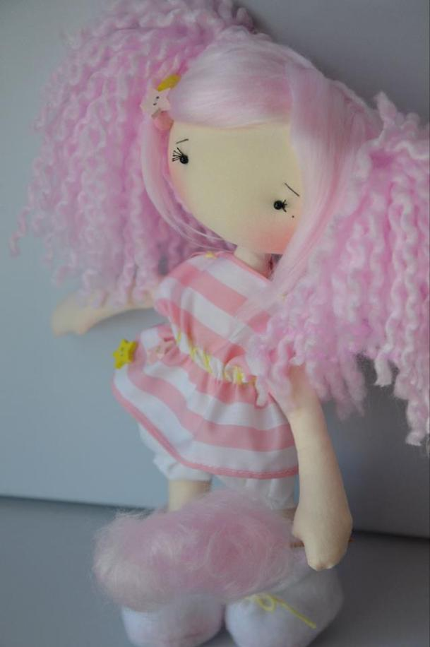 muñeca algodon dulce 3