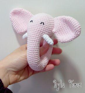 sonajero-elefante-amigurumi