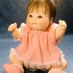 Muñeca realista bebé