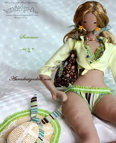 Muñecas en bikini 1