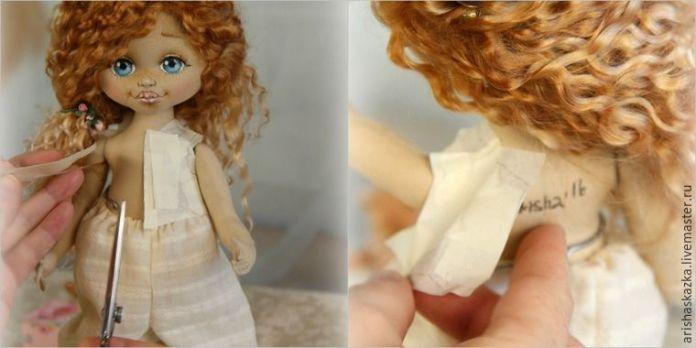 corpiño muñeca 10