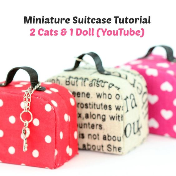 maleta para muñecas