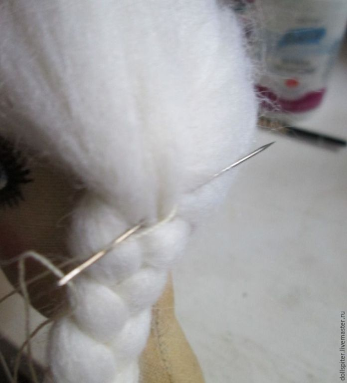 muñeca angel de primavera 18