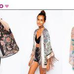 Patrón para hacer un kimono