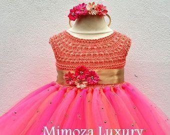 vestido crochet tul 9