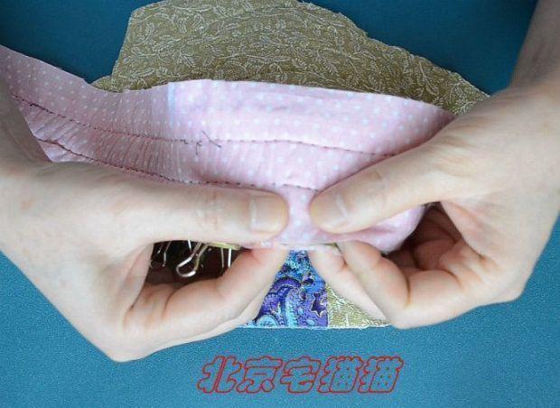 bolso acolchado con asas diy (14)