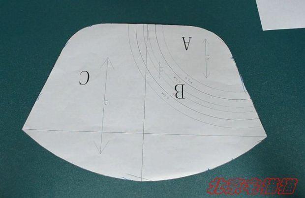 bolso acolchado con asas diy (4)
