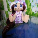 Muñeca de caramelo