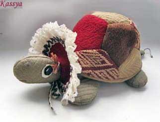 alfiletero tortuga