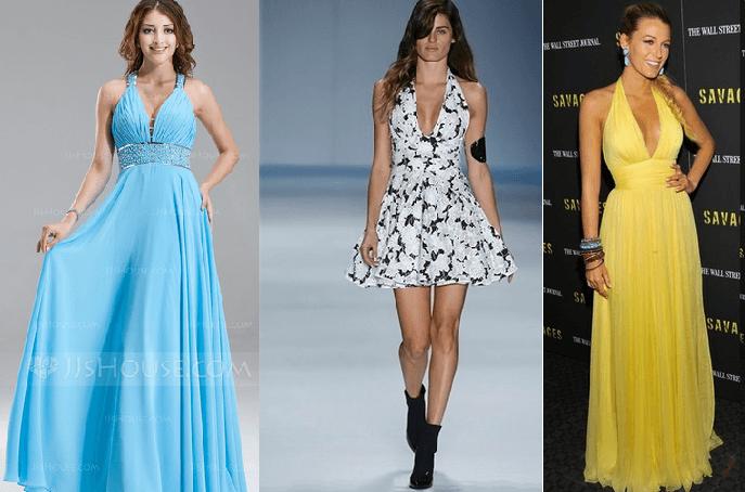 Como hacer vestidos largos de verano