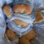 Patrones para hacer Muñecos Danky Babys