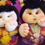 Muñeca soft gordita geisha